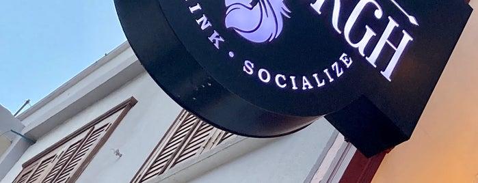 Edinburgh Social House is one of ANTALYA.