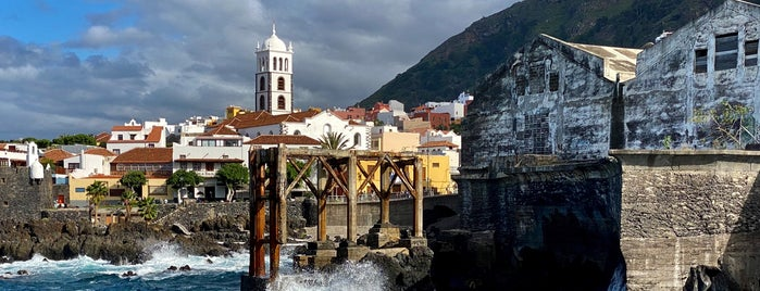 Garachico is one of Turismo por Tenerife.