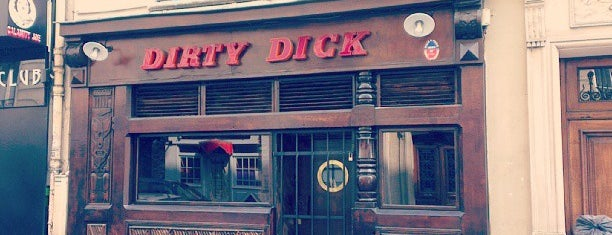 Dirty Dick is one of Paris.