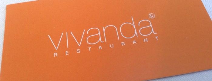 Vivanda is one of Barcelona voltants pendent.
