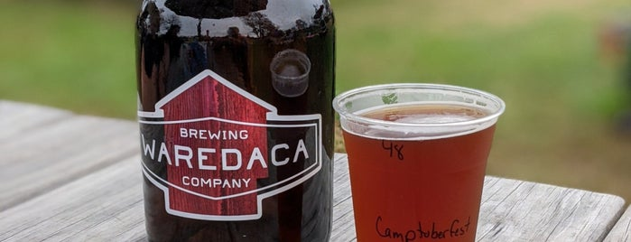 Waredaca Brewing Company is one of Where in the World (To Drink).