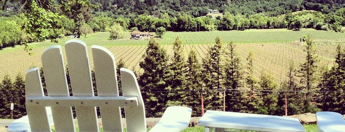 St. Clement Vineyards is one of NAPA VALLEY.