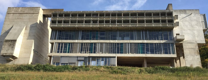 Couvent de La Tourette is one of Architecture.