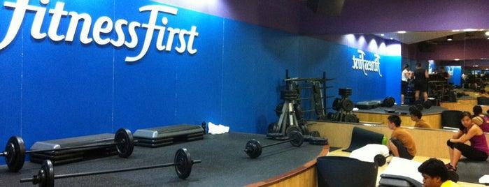 Fitness First is one of Tempat yang Disukai Fizzycitrus.