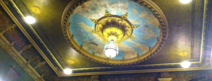 Mishler Theatre is one of สถานที่ที่ Stephanie ถูกใจ.