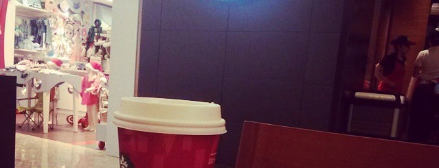 Starbucks is one of Elianeさんのお気に入りスポット.