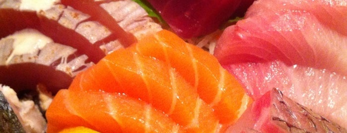 Blue Ribbon Sushi is one of The New Yorkers: Supper Club.
