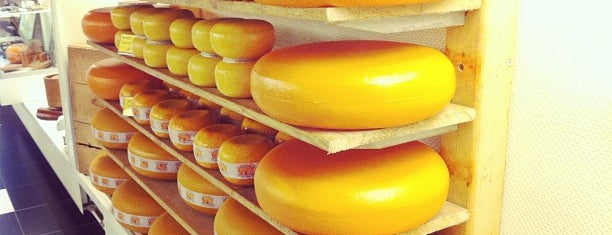 Amsterdam Cheese Museum is one of Viagem.