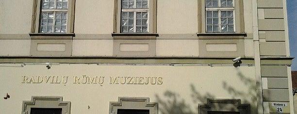 Radvilų rūmai | Radvila Palace is one of Locais curtidos por Carl.