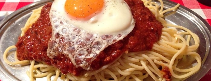 Spaghetti Pancho is one of 行った(未評価).