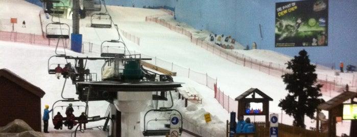 Ski Dubai is one of #myhints4Dubai.