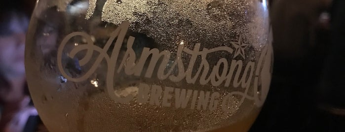 Armstrong Brewing Company is one of Best Breweries in the World 3.