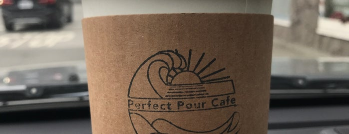 Perfect Pour is one of Pacifica.