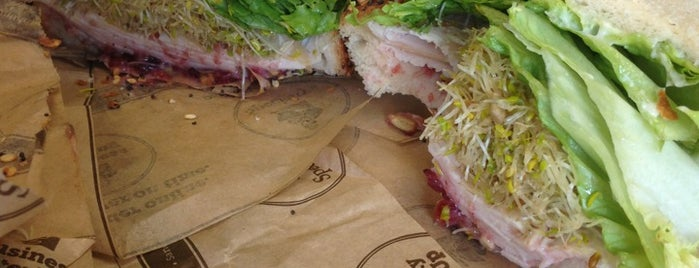 Specialty's Café & Bakery is one of Chicago: Lunches in the Loop.