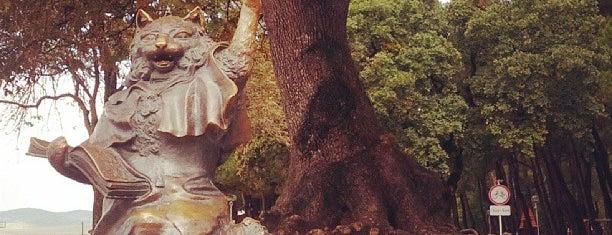 Скульптура «Кот Ученый» is one of Кириллさんのお気に入りスポット.