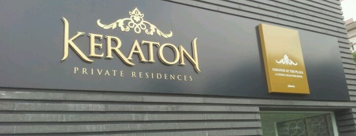 Keraton at The Plaza, Jakarta is one of Indonesia.