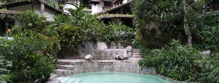 Inkaterra Machu Picchu pueblo hotel is one of Peru.