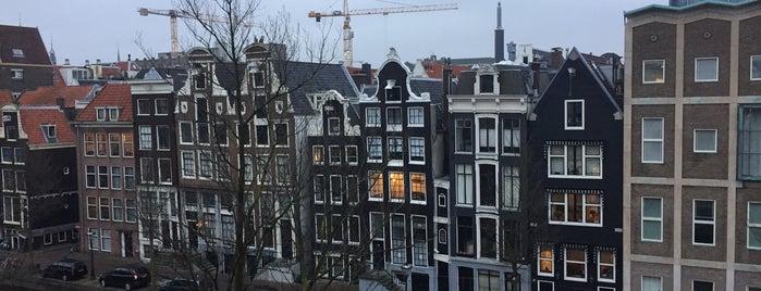 Regus Amsterdam Paleis op de Dam is one of Museumkaart: Noord Holland.