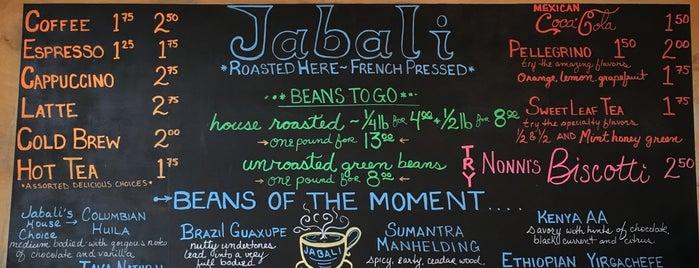 Jabali Coffee is one of Baltimore.