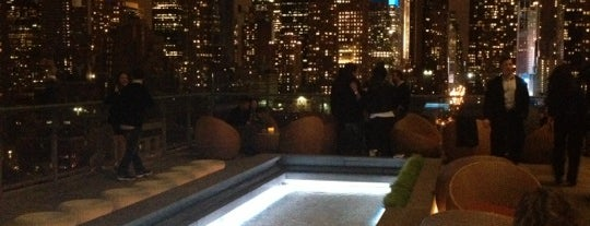 Ink 48 Hotel is one of NYC Rooftops.
