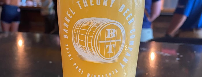 Barrel Theory Beer Company is one of TC Breweries.