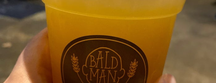 Bald Man Brewing is one of MN breweries.