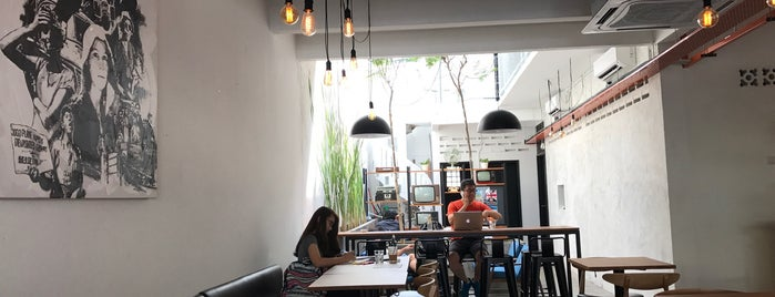 Café Tujoh is one of Petaling Jaya.