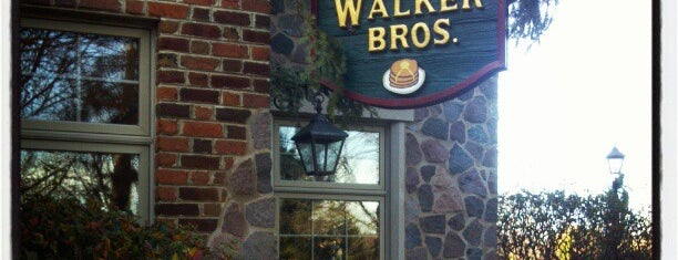 Walker Bros The Original Pancake House is one of IL.
