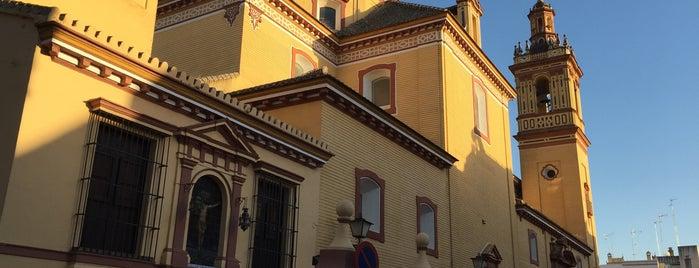 Parroquia de San Bernardo is one of Cosas que ver en Sevilla.