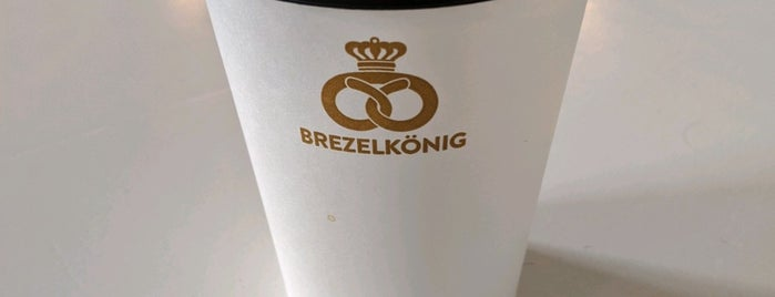 Brezelkönig is one of Chrisさんのお気に入りスポット.