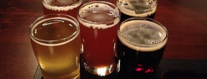 John Harvard's Brewery & Ale House is one of Massachusetts Craft Brewers Passport.