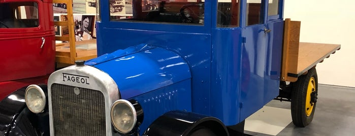 Iowa 80 Trucking Museum is one of May Road Trip.