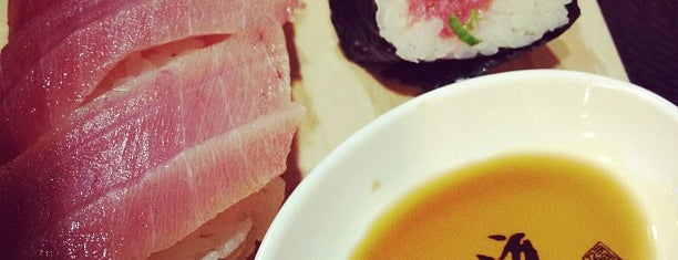 Soon Yi Tuna Sushi 順億鮪魚專賣店 is one of Favorite Local Eats.