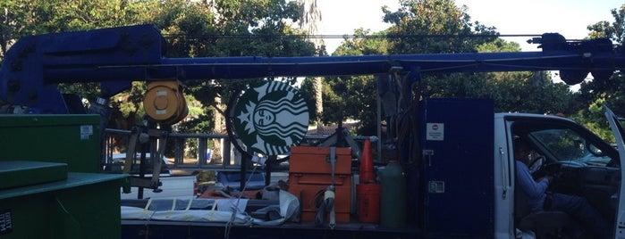 Starbucks is one of Sergio M. 🇲🇽🇧🇷🇱🇷 : понравившиеся места.