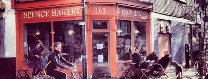 Spence Bakery is one of Sweets - LDN.