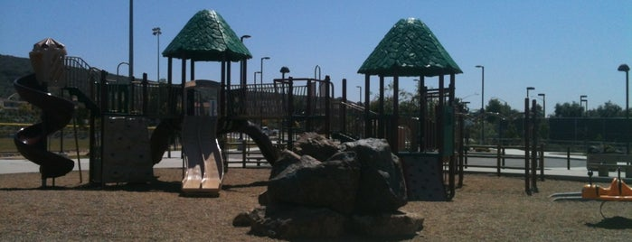Mt. San Miguel Park is one of San Diego.