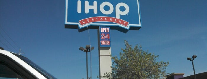 IHOP is one of Gina y Ger.