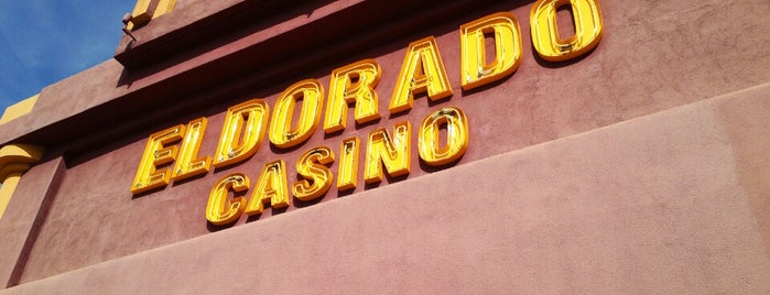 Eldorado Casino is one of Favorites.