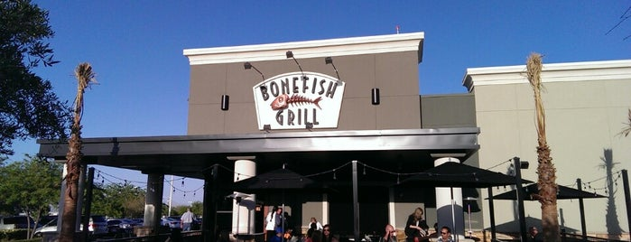 Bonefish Grill is one of Stephanie 님이 좋아한 장소.