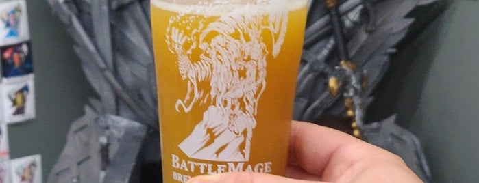 BattleMage Brewing Company is one of SD Breweries.