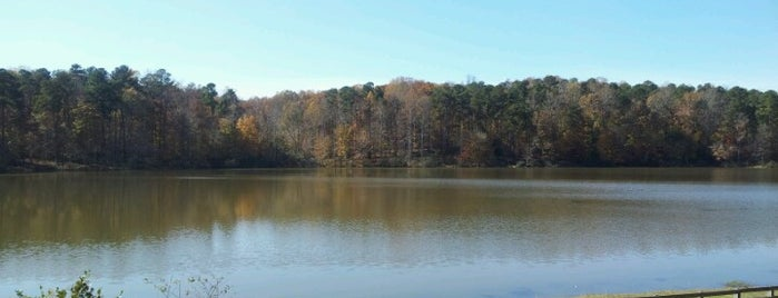 William B. Umstead State Park is one of Raleigh/Cary/Durham, North Carolina.
