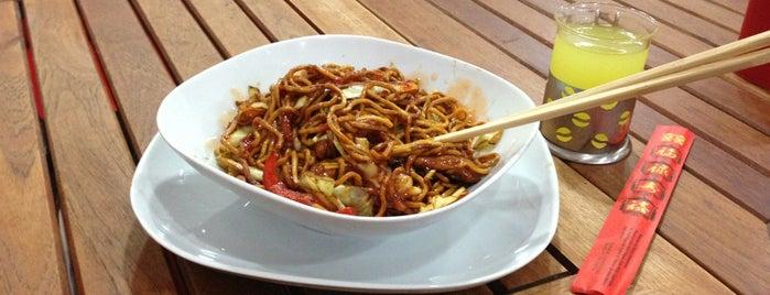 CM Noodle is one of สถานที่ที่บันทึกไว้ของ Erkut.