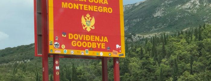 Montenegro is one of Orte, die Erkan gefallen.