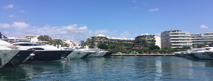 Las Boas de Ibiza by Jean Nouvel is one of when in ibiza.