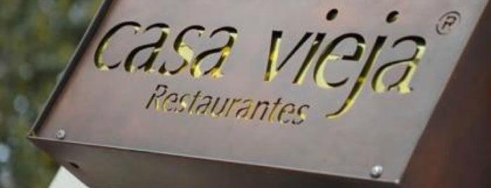 Casa Vieja is one of Restaurantes visitados.