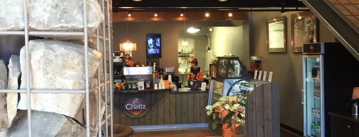 Chattz at The block is one of Posti che sono piaciuti a Scott.