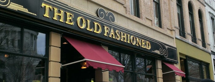 The Old Fashioned Tavern & Restaurant is one of Wisconsin Places.