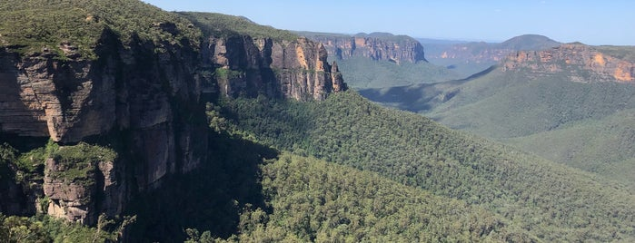 Govetts Leap Lookout is one of Blue Mountains.
