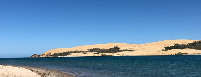 Sand Dunes is one of NZ to go.