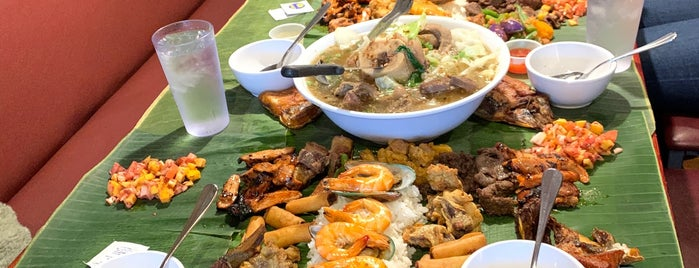 Kabayan Authentic Filipino Cuisine is one of SC/NY - Yet To EAT.